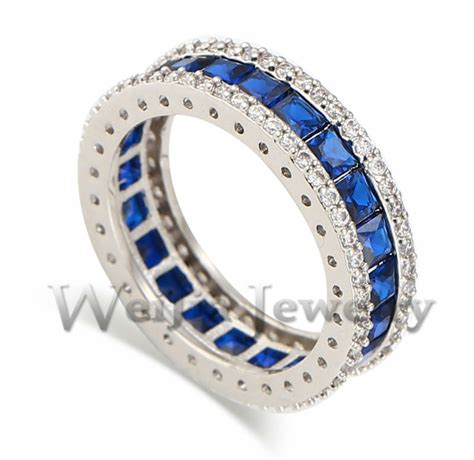 top quality real platinum plated fashion cz cubic zirconia
