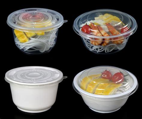 Plastik Pp 0 6 transparan kemasan makanan plastik pp microwave takeaway tahan panas mangkuk buy product on