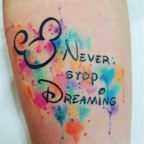 disney watercolor tattoo 25 best ideas about disney watercolor on