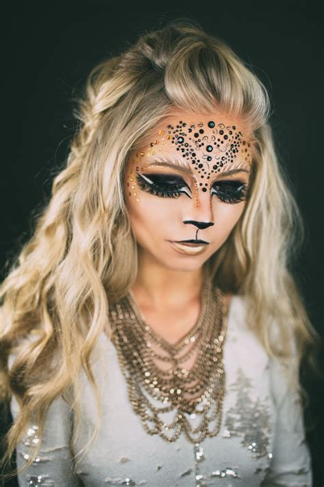 cheap haircuts tuscaloosa lion hairstyle on woman lioness makeup lion makeup queen