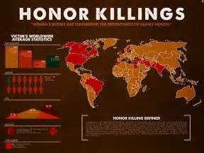 Honour Killing Essay by Interactive Honour Killings Infographic On Behance