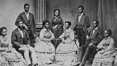 fisk jubilee singers swing low sweet chariot swing low by christopher benfey nyr daily the new