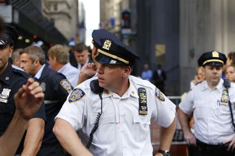 How Many Nypd Officers Are There by Winning The Murdered Nypd Officers Blame Won T Bring