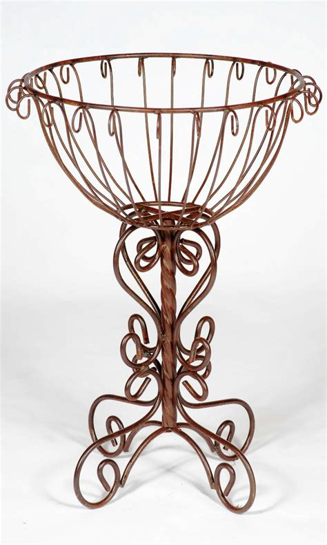 Outdoor Planter Stands Wrought Iron by Wrought Iron Planter Stands Images