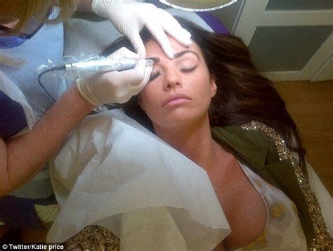 tattoo extreme prices all in the name of beauty katie price takes her love of