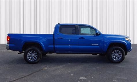 tacoma double cab long bed 2016 toyota tacoma sr5 double cab 3 5l v6 long bed new