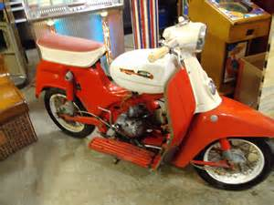 1960 Sears Allstate Scooter » Home Design 2017