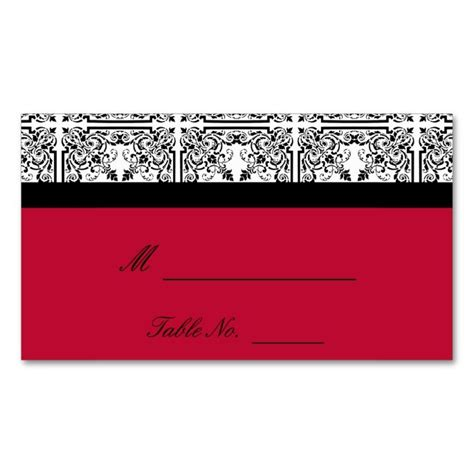 sided place card template sided place card template pchscottcounty