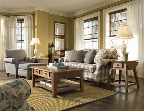 fashionable country living room furniture sets country