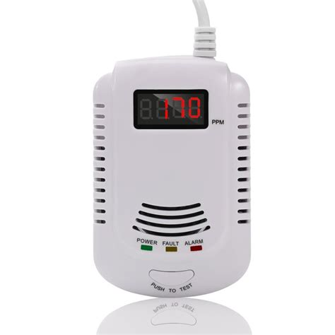 Alarm Gas top 10 best gas leak detectors for home safety reviews 2018