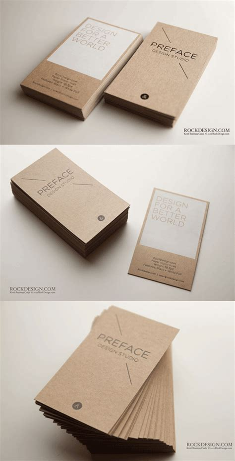 Paper Business - eco paper business card cardobserver