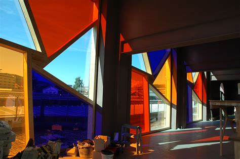 designboom airmas asri jva arkitekter将一个老火车站转变为画廊trafo 旅设 诚实设计 设计成实