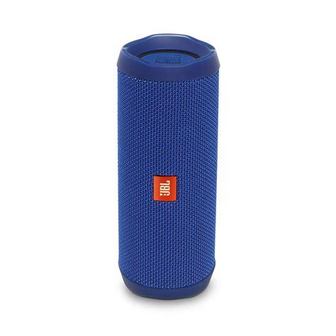 Jbl Flip 4 Bluetooth Speaker Original 100 Garansi jbl flip 4 blue bluetooth waterproof speaker audio46