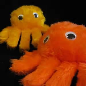 Wedding Gift Kits Itsy Bitsy Spider Puppet Orange Or Yellow Folksy