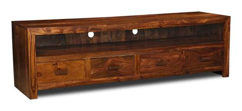 Tv Unit Drawers by Cuba Large 4 Drawer Tv Unit Trade Furniture Company