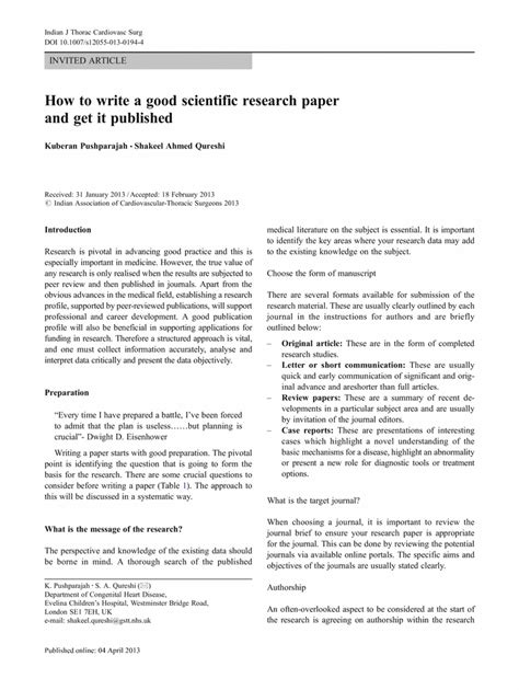 research paper assistance tips for writing a research paper exle of a well