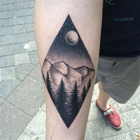 watercolor tattoo hessen 78 best ideas about landscape on lake
