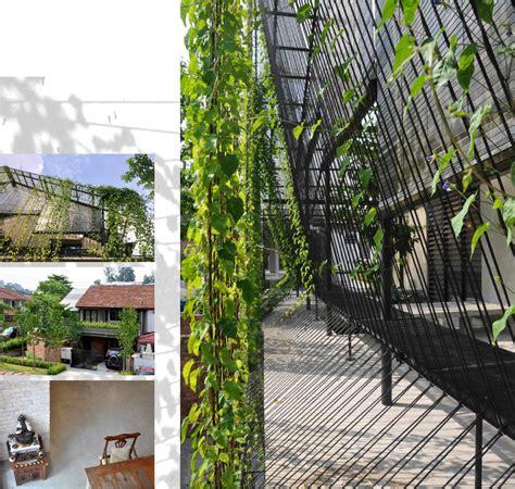 Landscape Architect Kuala Lumpur Projects Tenggiri House Studio Bikin Architect