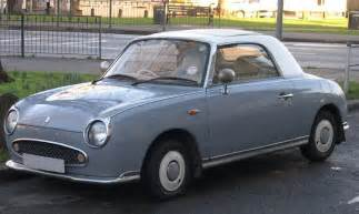 new retro car nissan figaro