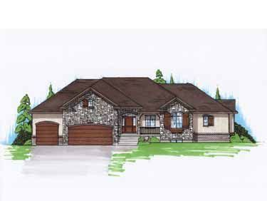 traditional house plans at eplans com traditional homes french country rambler home hwbdo74748 new american