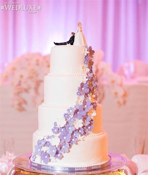 Wedding Cake Lavender by 2014 Silver Lavender Wedding Theme Archives Weddings