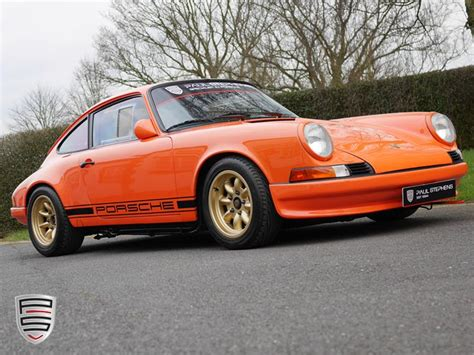 Porsche 911 Ps by Used Porsche 911 Hotrod By Ps Works 1983 Paul Stephens
