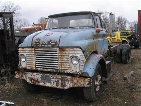 gmc heavy duty truck parts 1960 gmc 5000 stock 8560 details c h truck parts