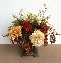 wild orchid home decor fall arrangements 3 on pinterest silk flowers fall wedding bouquets and mustard