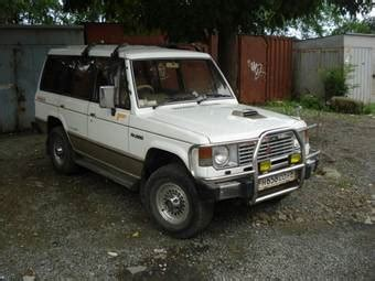 car owners manuals for sale 1989 mitsubishi excel free book repair manuals 1989 mitsubishi pajero for sale 2500cc diesel manual for sale