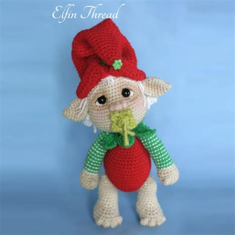 amigurumi elf pattern gribin the baby elf amigurumi pattern amigurumipatterns net