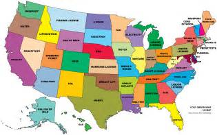 states of america map costs search in each us state all