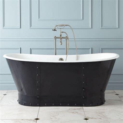 freestanding cast iron bathtub 1000 ideas about cast iron tub on pinterest pedestal