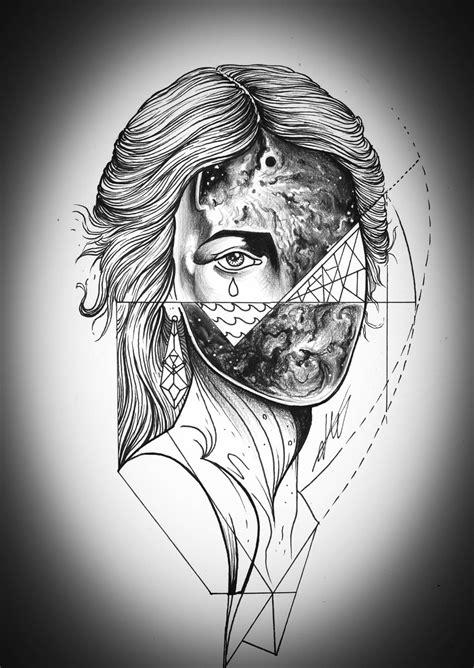Tattoos by Nick Broslavskiy Make You Question Reality