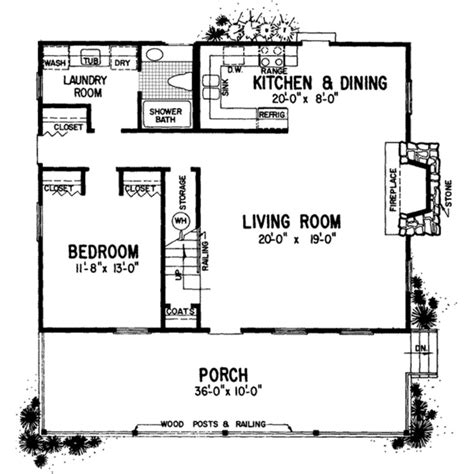 House Plans With Inlaw Apartments by Ranch House Plans With In Apartment Cottage