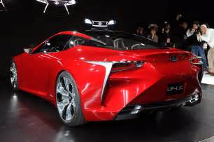 Lexus Lf Lc Price Look Lexus Lf Lc Breaks Cover At Detroit Forcegt