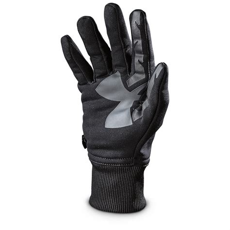 under armoir gloves under armour coldgear fleece gloves 635841 gloves