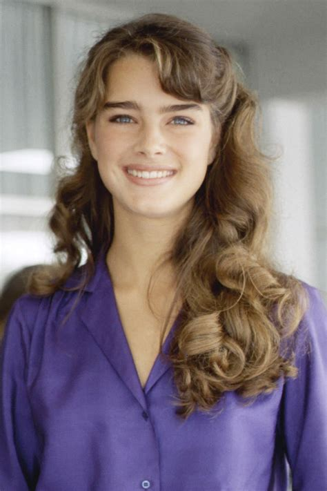 brook shields brooke shields movie actress leaked celebs pinterest