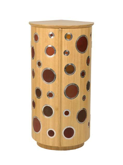 Cocktail / Drinks Cabinet in oak   Makers' Eye