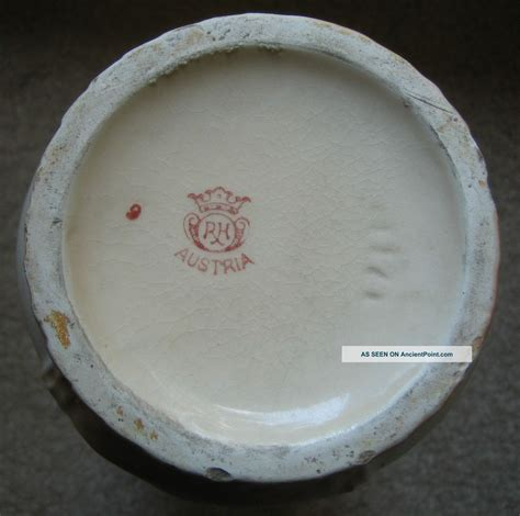 Austrian Vases Markings by Antique Austrian China Marks Images