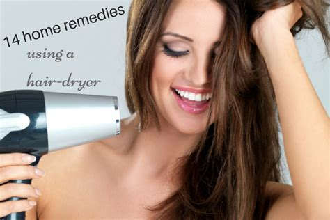 Can You Use A Hair Dryer As A Heat Gun For Tinting home remedies using a hair dryer