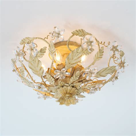 Flower Ceiling Light Flowers Ceiling Light Shades Of Light