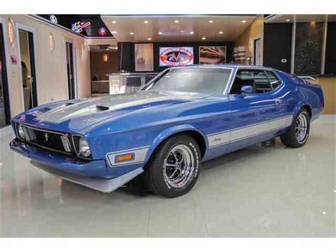 73 mach 1 mustang for sale 1973 ford mustang mach 1 for sale on classiccars