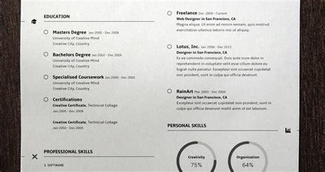 pixeden simple resume template vol2 simple resume template vol3 resumes templates pixeden