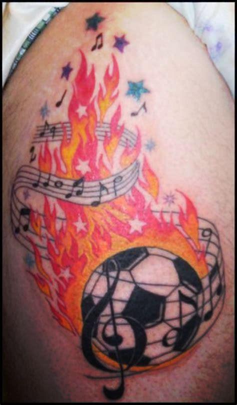 Imagenes De Tatuajes De Futbol | tatuajes de balones de futbol