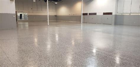 commercial epoxy flooring orange county garage floors