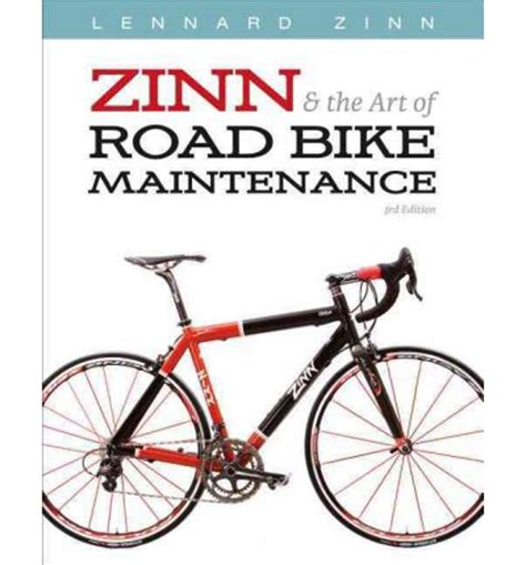 Pdf Zinn Road Bike Maintenance by Zinn And The Of Road Bike Maintenance Sagin Workshop