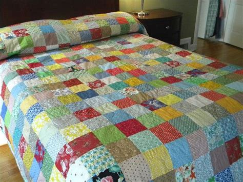 King Size Patchwork Quilts - patchwork quilt california king size 118x103 classic