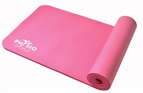 physioworld 10mm 15mm thick exercise mats ebay