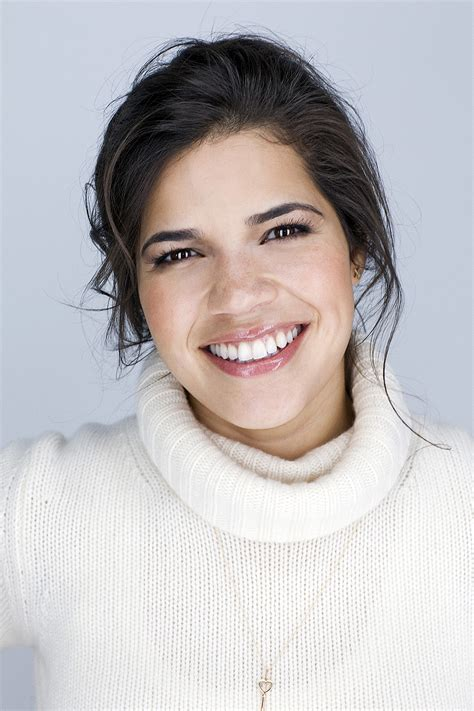 Not So Betty The Photoshoot With America Ferrera by America Ferrera To In Nbc Comedy Superstore