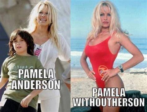 Pamela Meme - 11 funniest celebrity name puns that will make you laugh hard